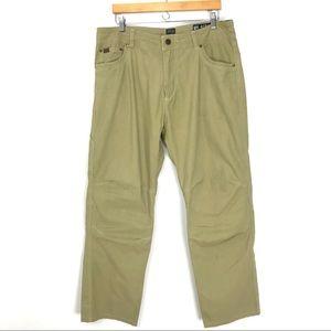 Kuhl Mens 36x32 Revolvr Vintage Patina Dye Pants